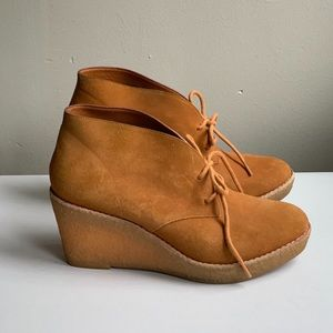 Cole Haan Suede Halley Chukka - Size 6